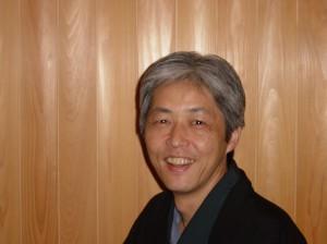 4月号「教話」岩﨑道與師